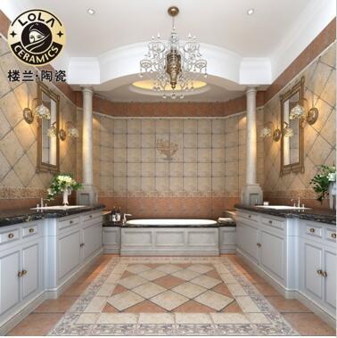 楼兰自1993年起开始专注做瓷砖,23年的耕耘和沉淀成就了楼兰国际著名品牌的地位,先后从意大利引进了国际一流的生产线、精密仪器和原材料,从国内外汇聚了著名设计大师,就连奔驰汽车的设计师也为楼兰设计瓷砖。LOLA现拥有瓷木、瓷石、瓷韵三大系列,3000多种产品,其中每款产品都有其独有的特征。